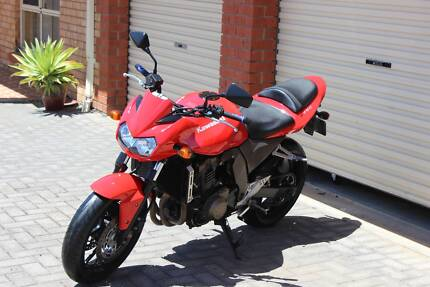 expression of interest to trade Kawasaki z 750.