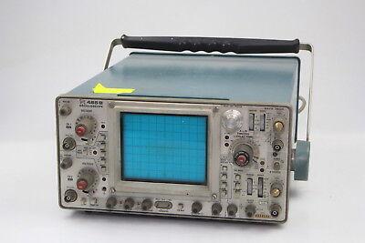 Tektronix 465b Oscilloscope 100mhz