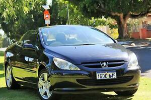 MY06 Peugeot 307 CC Manual Convertible Bluetooth + Reverse Camera Carlisle Victoria Park Area Preview