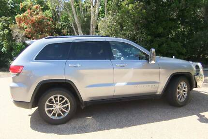 Jeep Grand Cherokee 2013 (MY14) 8 Speed Auto Turbo Diesel