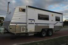 2009 Explorex Offroad Caravan Shelley Canning Area Preview