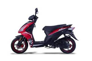 IKONIK A9 50CC SCOOTER - DRIVE ON A CAR LICENCE