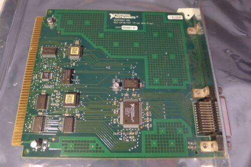 National Instrument NEC GPIB / TNT PN: 183702E