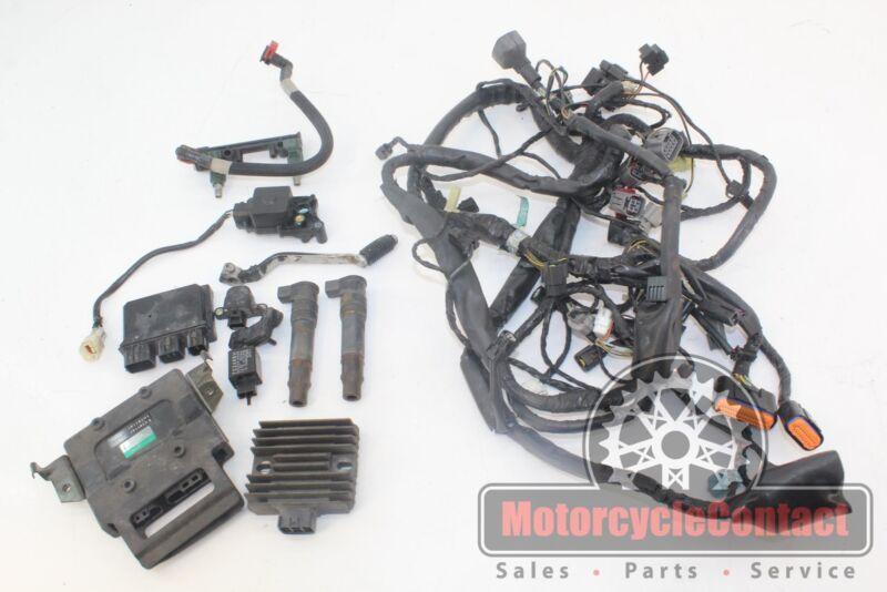 details about 06 08 kawasaki ninja 650r ex650 general repair kit engine wiring harness video! Kawasaki Ninja 250