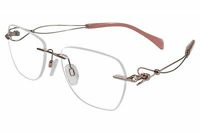 Charmant Line Art Women's Eyeglasses XL2096 XL/2096 Rimless Optical Frame -