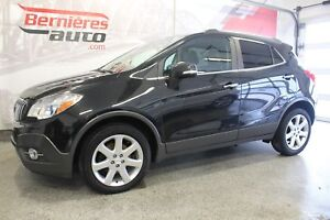 2015 Buick Encore Premium+Cuir+Toit+GPS+AWD