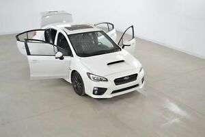 2015 Subaru WRX Sport-Tech GPS*Cuir*Toit Ouvrant*Camera Recul