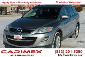 2012 Mazda CX-9 GS 7 Passenger | AWD | Leather | CERTIFIED