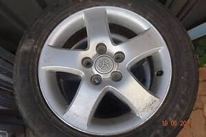 """Toyota Alloy Mags 4 x 16"""" Good Condition Glenelg North Holdfast Bay Preview"""