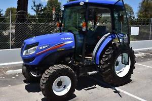 NEW - ISEKI TG6490 HYDROSTATIC 4WD CAB TRACTOR Aldinga Beach Morphett Vale Area Preview
