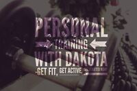 Personal training available- amazing rates