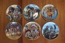Franklin Mint Collectable Plates Cairns North Cairns City Preview