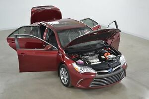 2016 Toyota Camry Hybrid XLE Cuir*GPS*Toit Ouvrant*Camera Recul*
