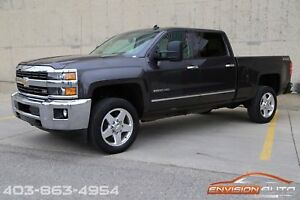 2015 Chevrolet SILVERADO 2500HD LTZ Z71 \ ONE OWNER \ SPOTLESS!