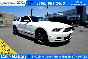 2013 Ford Mustang V6 | HEATED SEATS | SAT RADIO | COUPE