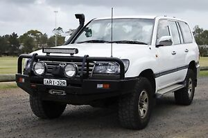 100 series Landcruiser Springfield Gosford Area Preview