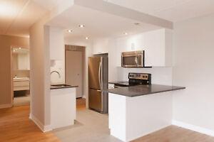 Saint-Lambert 1 mois gratuit - appartement 4 1/2 rénové