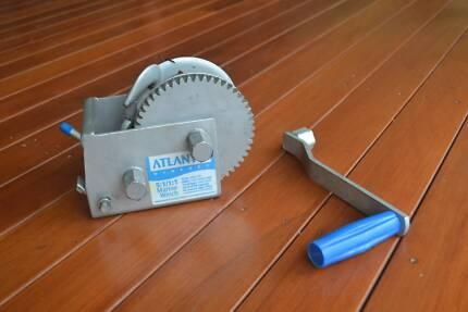 Winch Atlantic 700 kg Two Speed 5:1/1:1