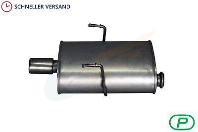 Endschalldämpfer Auspuff hinten Peugeot 406 1.6i 1.8i