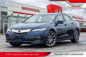 2016 Acura TLX SH-AWD V6 Technology Package