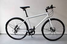 Brand new city bicycle hydraulic disc brakes, warranty, mudguards Fitzroy Yarra Area Preview