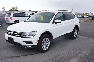 2018 Volkswagen Tiguan Trendline AWD - Backup Cam, Heated Sea...