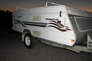 2001 Anniversary Jayco Eagle Outback Crookwell Upper Lachlan Preview
