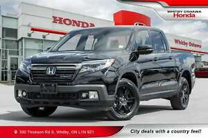 2018 Honda Ridgeline Black Edition | Rearview Camera, Heated Sea