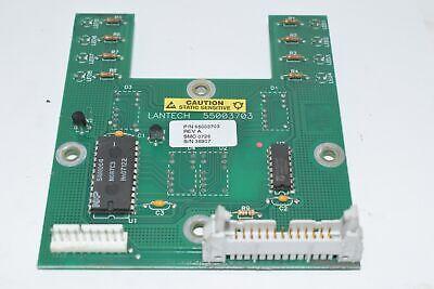 Lantech 55003703 Rev A Circuit Board Pcb Board Module
