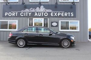 2010 Mercedes-Benz C-Class Executive Package s