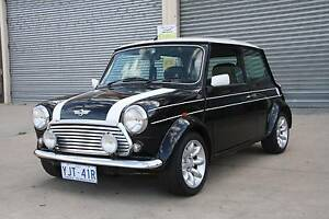 1998 Rover Mini Cooper Sports-Pack Fyshwick South Canberra Preview