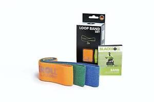 BLACKROLL® 3 GLUTE BAND SET