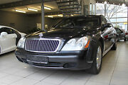 Maybach 62 Caspian Black / Himalayas Grey