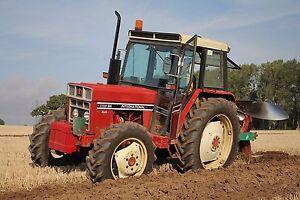 International Harvester  684-784-884 & Hydro 84 Series Tractors  Workshop Manual