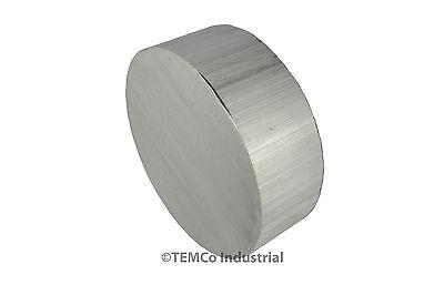 3 Inch Diameter 1 Long 6061 Aluminum Round Bar Lathe Rod Stock