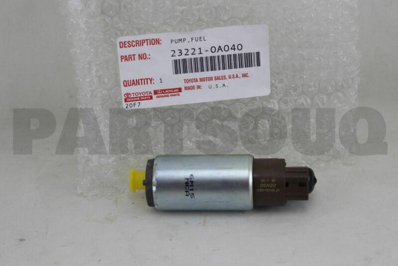 232210a040 Genuine Toyota Pump Assy, Fuel 23221-0a040