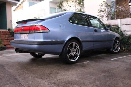 1996 Saab 900 Coupe TURBO Paddington Brisbane North West Preview