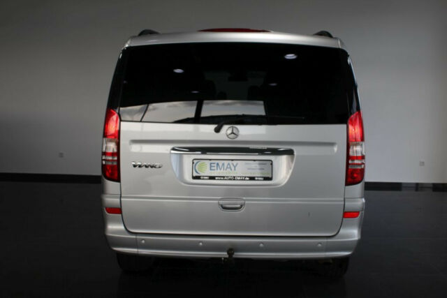 Mercedes-Benz Viano 4MATIC 2.2 CDI Trend Edition lang