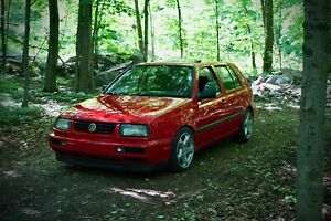 Golf mk3 1994 swap ALH stage2 mk4 COMME NEUF!!