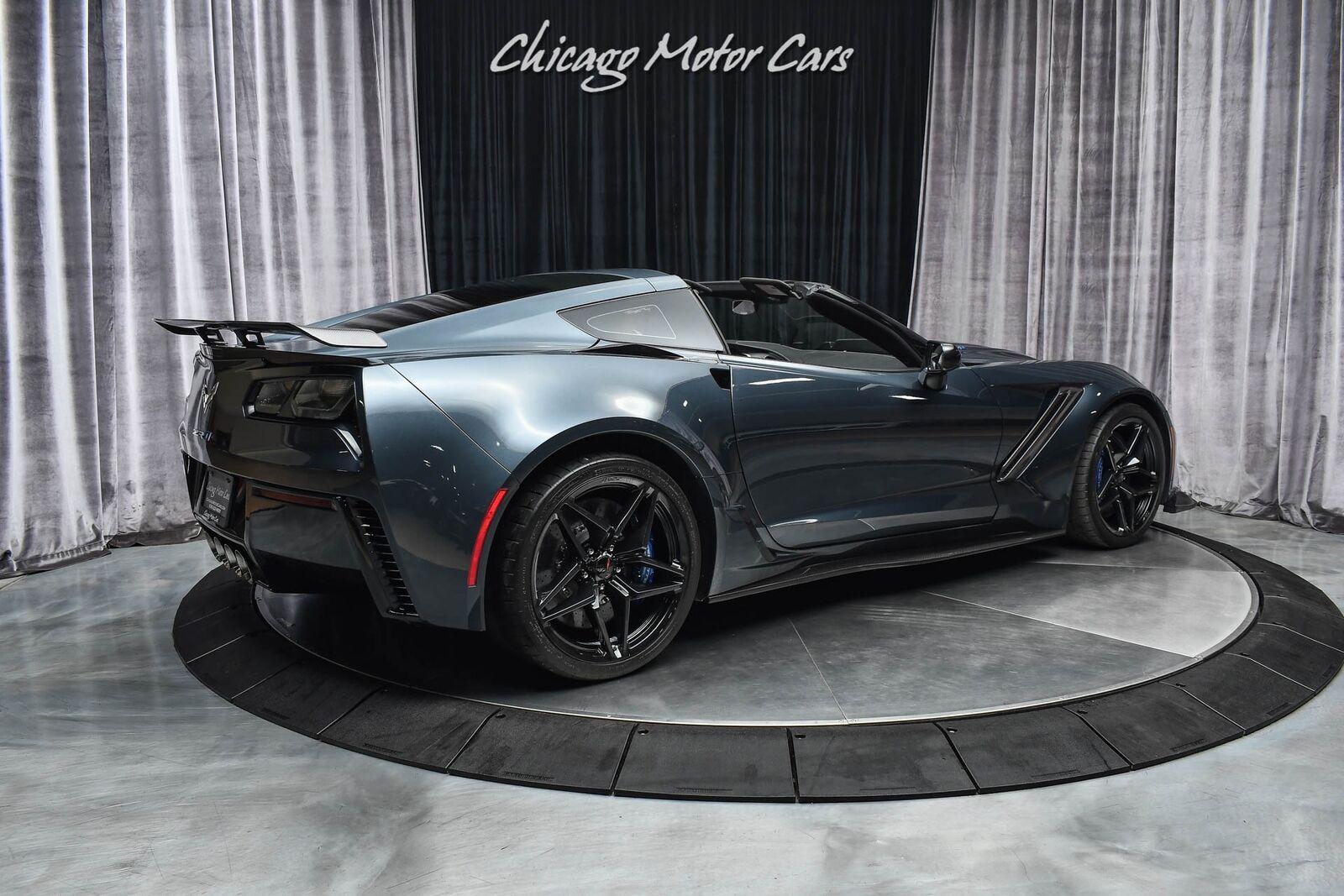 2019 Gray Chevrolet Corvette ZR1  | C7 Corvette Photo 5