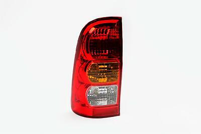 Toyota Hilux 05-11 Rear Tail Light Lamp Left Passenger Near Side N/S With Bulb