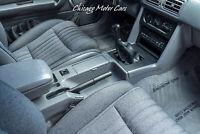 Miniature 18 Coche Americano usado Ford Mustang 1993