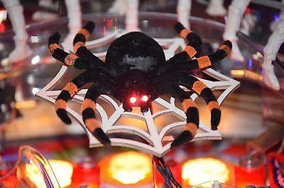Scared Stiff Pinball Machine Lighted Spider Mod