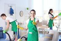 Hiring Cleaning Staff