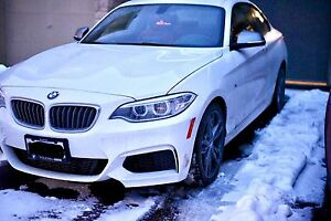 2017 BMW M240 X-Drive Lease takeover