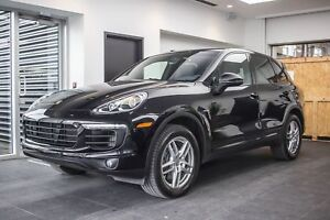 2016 Porsche Cayenne Diesel, TRAILER HITCH PANO ROOF