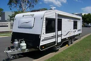 WANTED CARAVANS  LATE MODEL SHOWER ; TOILET ; BUNKS; CASH PAID Ormeau Gold Coast North Preview