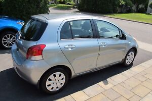 Toyota Yaris 2009 LE beaucoup d'extras