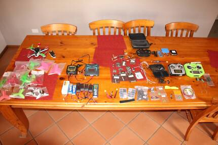 Racing Quadcopter with extras