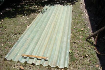 Fibre Glass roofing sheets Childers Bundaberg Surrounds Preview